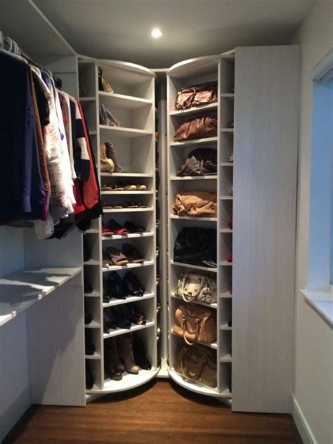 Rotating Closet Storage by The Revolving Closet Organizer A Must In Every