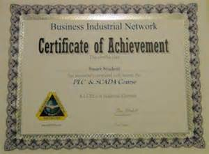Certification Letter Purchase plc scada basics training certification online testing