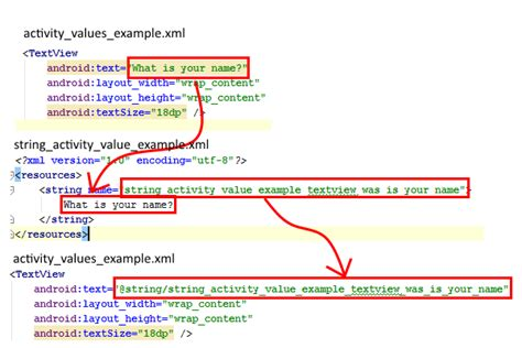 xml pattern value android resources beginner s guide to organizing