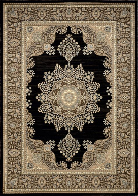 home dynamix area rugs triumph rugs hd4764 469 black