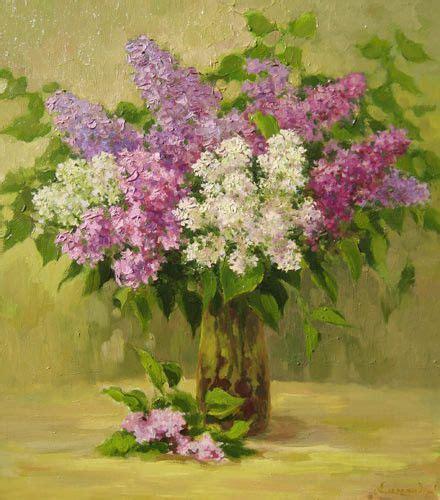 Joli Nom De Fleur by Un Joli Bouquet De Fleurs De Lilas Blanc Et Mauve