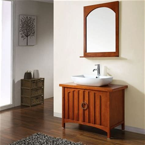 Mission Style Bathroom Craftsman And Mission Style Bathroom Vanities