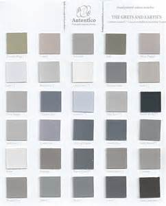 Autentico Vintage 100ml The Greys And Earths Exterior Wall Paint Colours Uk
