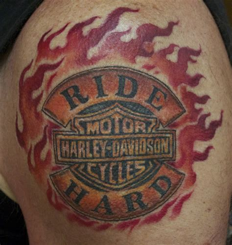 harley tattoos harley davidson tattoos