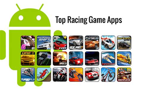 android full version games and apps list of top 20 racing game apps for all the android