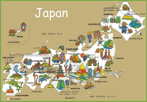 map for tourists maps update 1156803 tourist map of japan japan maps