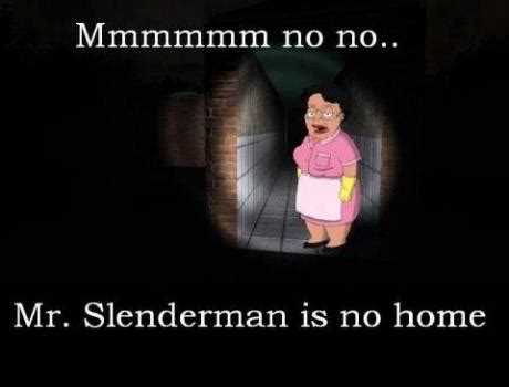 Consuela Meme - consuela slenderman meme by icecat19 on deviantart