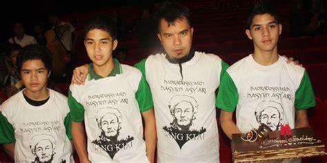film el anak ahmad dhani ahmad dhani ajarkan anak anak sejarah lewat film quot sang
