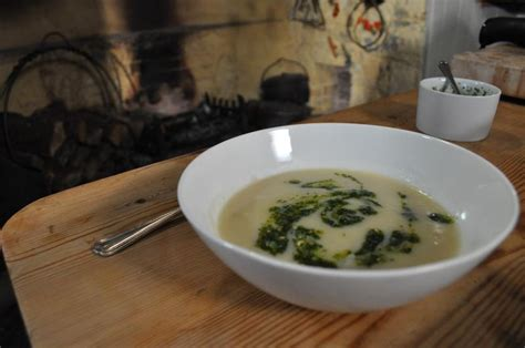 River Cottage Celeriac Soup celeriac soup river cottage