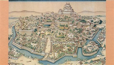 Himeji Castle Floor Plan by 301 Moved Permanently