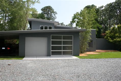 contemporary garage garage doors