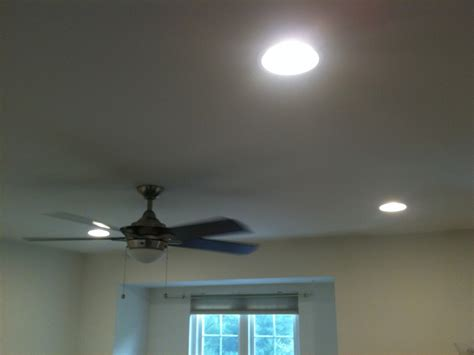 Residential Electrical Contractor Nj Electrical Services Recessed Lighting And Ceiling Fan