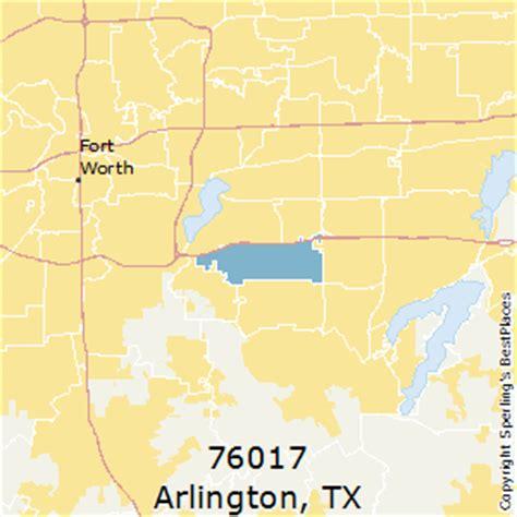 arlington texas zip code map best places to live in arlington zip 76017 texas