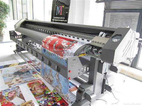 Printer Epson Eco Solvent eco solvent printer with epson dx5 printhead mt starjet