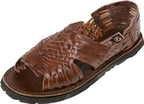 mexican sandal s huarache sandals brown mexican sandals