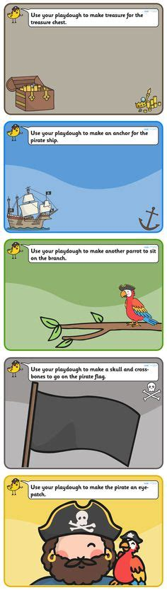 printable pirate playdough mats 1000 images about pirates on pinterest primary teaching