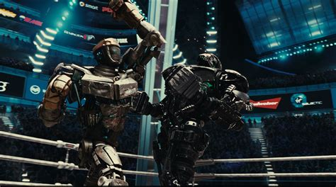 film robot atom vs zeus monkey in the cage real steel is the real deal mitc