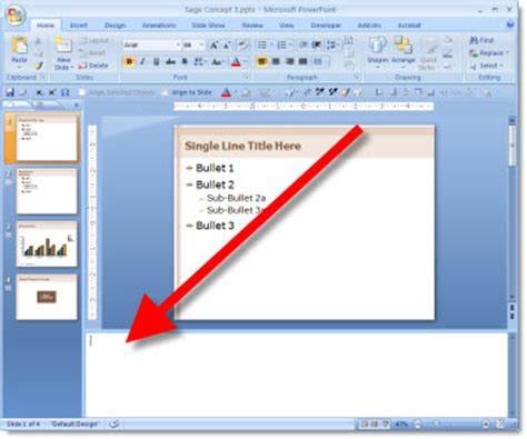 microsoft powerpoint tutorial notes image gallery speaker notes