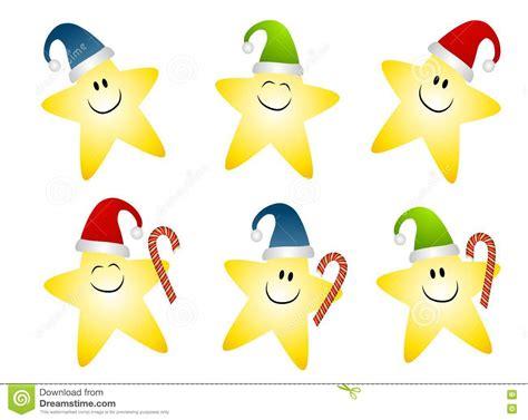 clipart stelle clipart sorridente delle stelle di natale dell oro