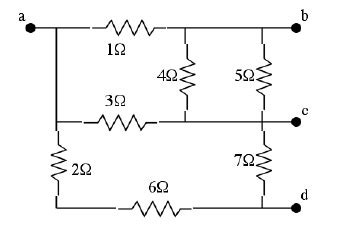 pengertian transistor tip41 power dissipated by a resistor in a network 28 images five resistors are connected as shown