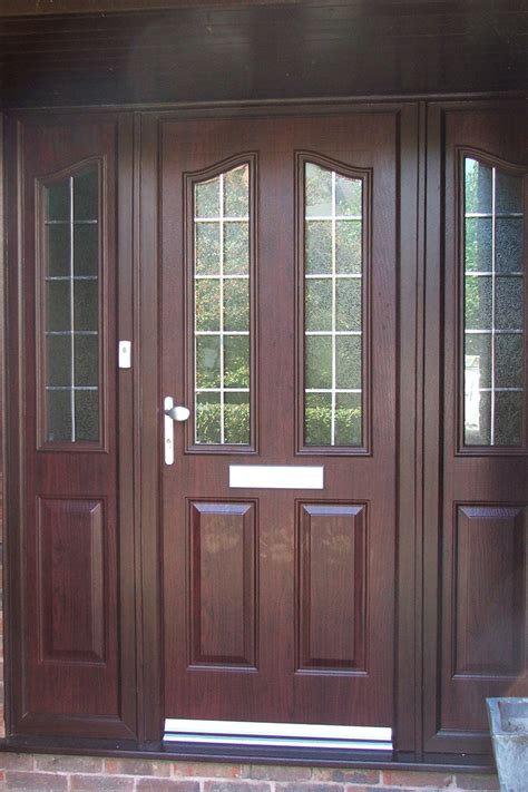 Pvc U Front And Back Doors From Banbury Windows Front And Back Doors