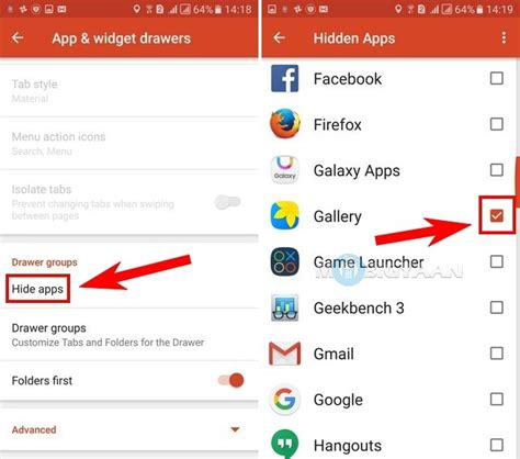 how to hide apps on android without rooting how to hide apps from app drawer without root android guide