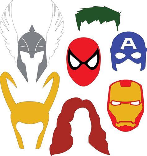 Superhero logo stencils joy studio design gallery best design