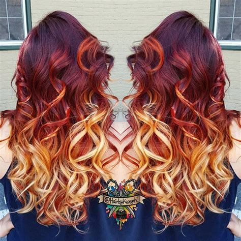 colour style 10 best red hairstyles for 2015 fall vpfashion