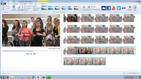 tutorial movie maker completo movie maker 2013 tutorial salvar una imagen de un video