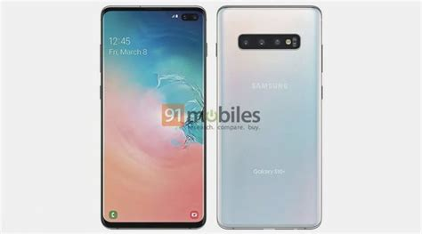 Samsung Galaxy S10 Korean Version by Galaxy S10 Price Release Date And Specs S10 S10 And S10e Pre Orders Begin