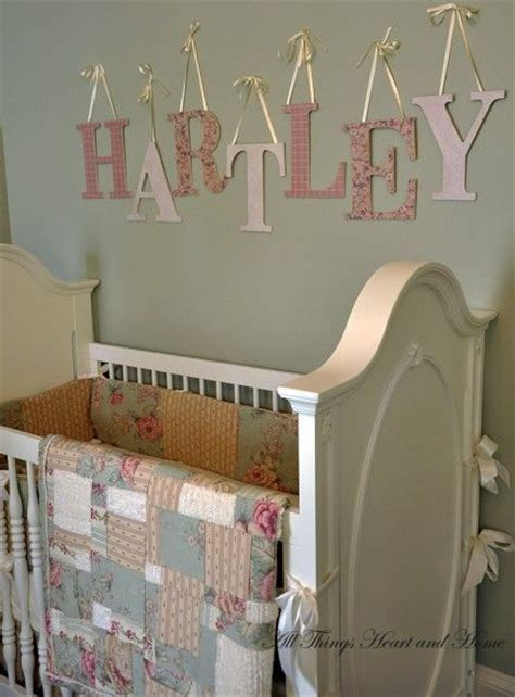 268 best images about shabby chic nursery on pinterest