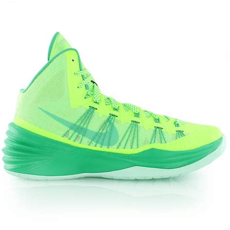 kickz basketball shoes nike hyperdunk 2013 lime bei kickz