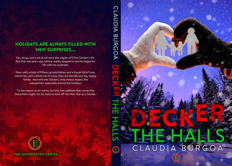 novel decke the book reviews cover reveal decker the halls by