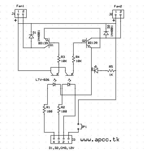 pwm fan controller pwm arduino fan speed controller 2