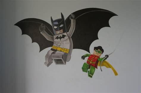 lego batman wallpaper mural lego batman mural w i p part 2 by ratsathome on deviantart