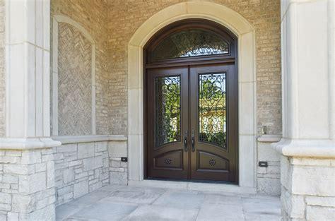 Custom Front Doors For Homes Glenview Haus Custom Front Door Design A Growing Trend In Chicago Homes