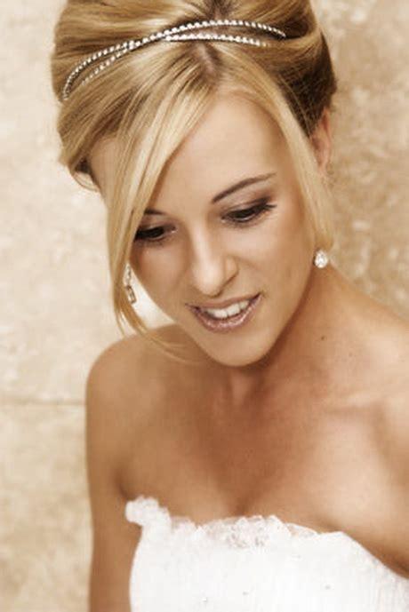 Hochzeitsfrisur Accessoires by Brautfrisur Mittellange Haare