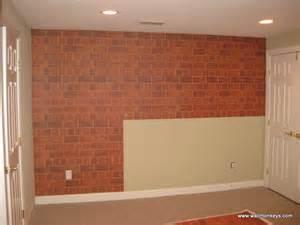 brick wall decals brick wall background rectangular sticker zazzle