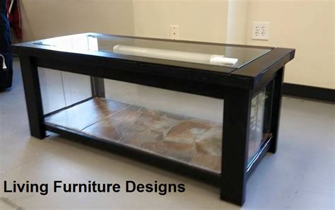 how big should a coffee table be furniture complete critter