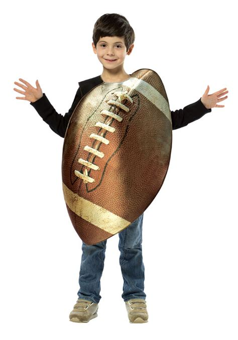 football costume child get real football costume