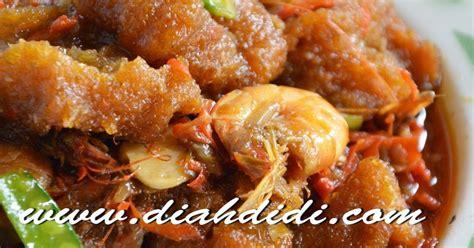 Krecek Rambak Sapi Khas Tulungagung diah didi s kitchen sambal goreng krecek udang
