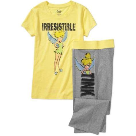 Bc Pajamas Basic Cp Beel Disney S Plus Tinker Bell And Pajama Set
