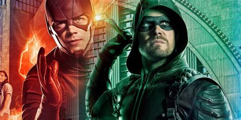 kevin smith explains  differences  flash arrow