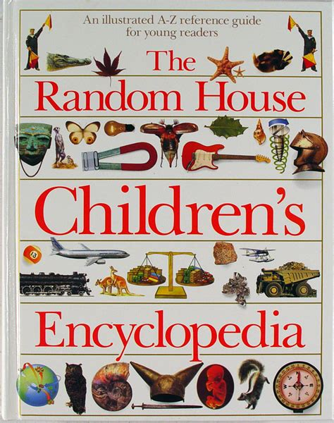 random house children s books the random house children s encyclopedia book 1991
