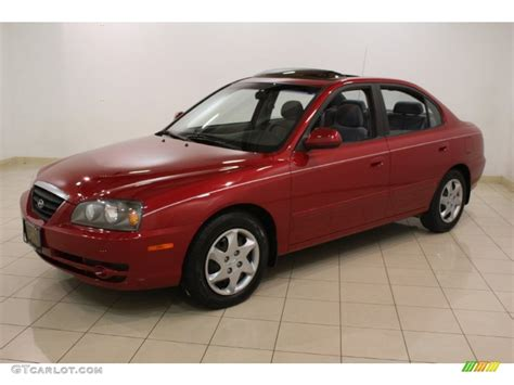 electric and cars manual 2006 hyundai elantra lane departure warning electric red 2006 hyundai elantra gls sedan exterior photo 82465444 gtcarlot com