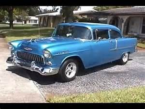 Chevrolet 1955 For Sale 1955 Chevy For Sale Stunning 4 Speed P S P B A C Ford Rear