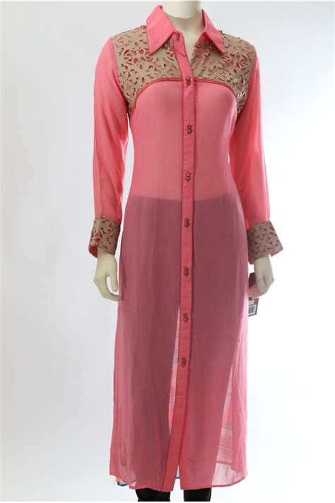 kurta back pattern kurti collar neck designs www pixshark com images