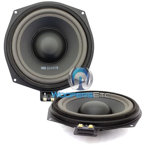 3 way component speaker system qm200 3 mb quart 8 5 quot 4 ohm 3 way component speakers
