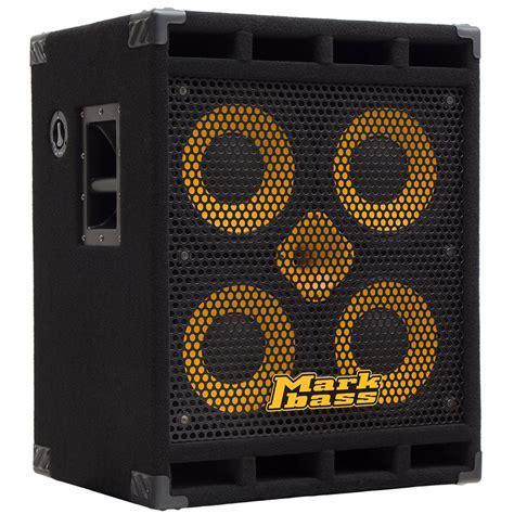 4 ohm bass cabinet markbass standard 104hf 4 ohm 171 bass cabinet