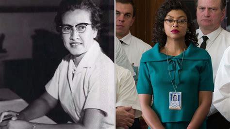 katherine johnson in movie meet the hidden figures mathematician who helped send